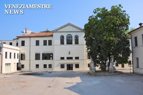 Ampliamento biblioteca Villa Erizzo a Mestre: la Giunta investe 2,6 milioni di euro